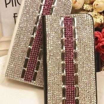 iphone 6 case,iphone 6 plus case,iphone 5s wallet iphone 5 wallet case iphone 5c wallet iphone 4s wallet iphone 4 wallet case leather iphone5 wallet bling stud iphone wallet